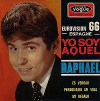 Cover Raphael [ES] - Yo soy aquél